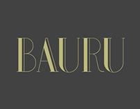 Bauru Free Font