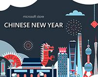 Microsoft Store: Chinese New Year