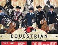 Equestrian Poster