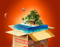 Aeropaq Semana Santa Todo Incluido en tu Paquete