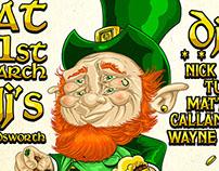 """LUCK """"O"""" THE IRISH"""