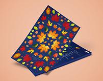 Audio - Autumn/ Winter programme