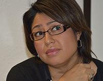 Interview / Entrevista Cristina Jiménez