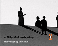 Penguin Book Cover Awards - The Big Sleep