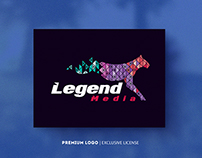 Legend Media | Premium Logo $800