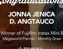 Instagram Winner Announcement