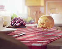 VIGOR - Pão de Queijo