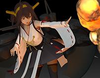 Fleet Collection : Kongou