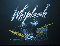 Whiplash / Black Notebook Page 1