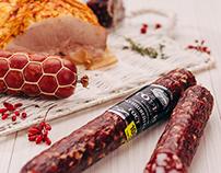 Gorki — farm made sausages