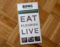 Eat • Flourish • Live