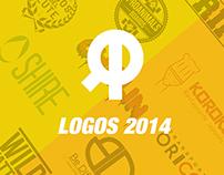Some logos 2014