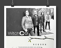 Witchco CD Promo Poster
