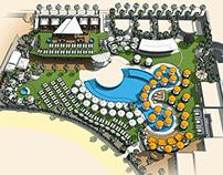 Ocean Beach Ibiza: Interactive Bookings Map