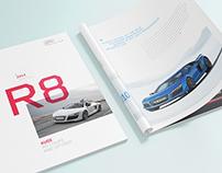 Audi R8 // Concept