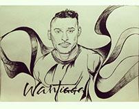 wantigga illustration portrait