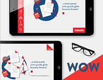 WOW | Interactive Brochure