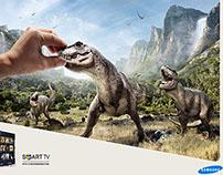 """Samsung Dinosaur """"Valley"""""""