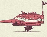 Little tanker
