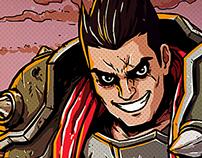 Darius - League of Legends  Tribute