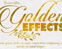 Golden Effects