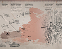 Events of the first day of the Great Patriotic War