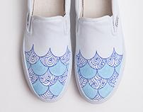 Vans Shoe Custom Collab (Japan)
