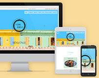 Pierre Benais' Website