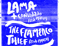 LAmA & THE FLAMENCO THIEF
