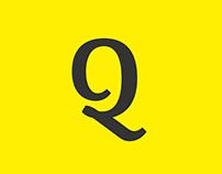 Quiroga Serif Pro (Typeface)