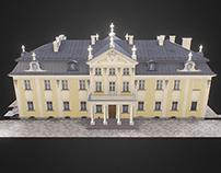 Reproduction of Metropolitan Palace