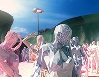 Drones' Beach / Competition Video / MoMA PS1 YAP 2015