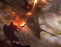 Pact Fleet Destruction (GW2)