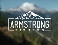 Armstrong Fitness Branding + Web