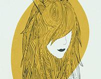 Wooden Hair