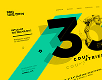 Pro Creation Website