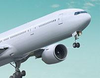 Peur de l'avion : Video & Flyer
