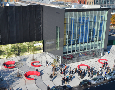 TFANA Arts Plaza, BAM Cultural District, Brooklyn