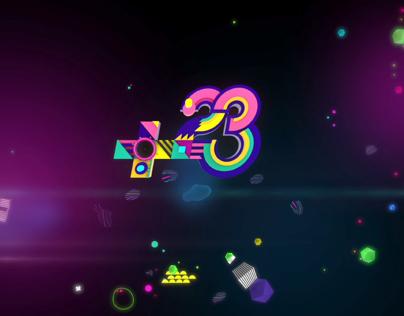 +23 Channel Branding