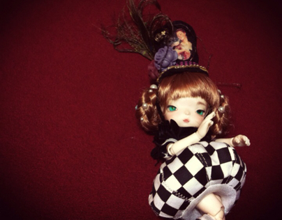 Elfish Baby Doll