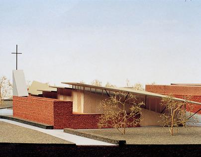 Trnje Parish Center and Convent, Zagreb 1994-1999.