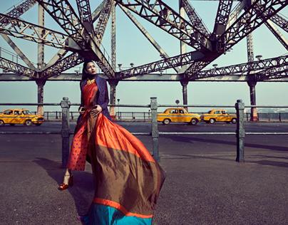 Harper's Bazaar / Calcutta