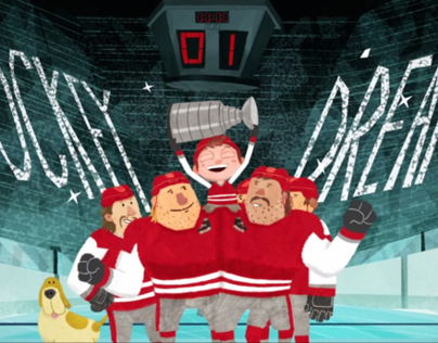 Oreo Wonderfilled  'Hockey Dream' 30sec TV