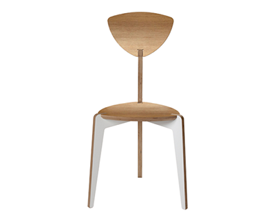 IWOODLIKE Bolero chair