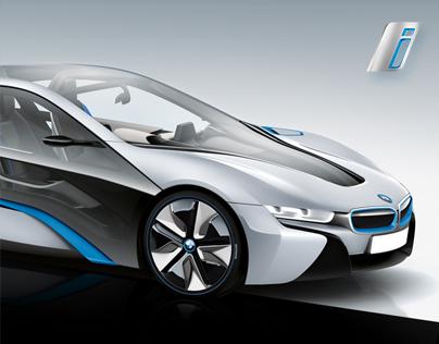 BMW i. Mobile Showcase