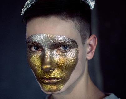 U+Mag Golden Sailor