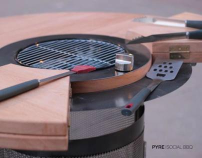 Pyre: the Social BBQ