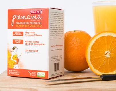 Premama Target Packaging
