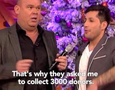 Ja of Nee - 3000 new donors