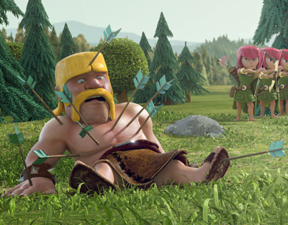 Clash of Clans - They Are Coming